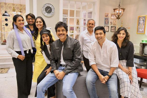 Actor Nagarjuna Manmadhudu 2 Movie Official Teaser