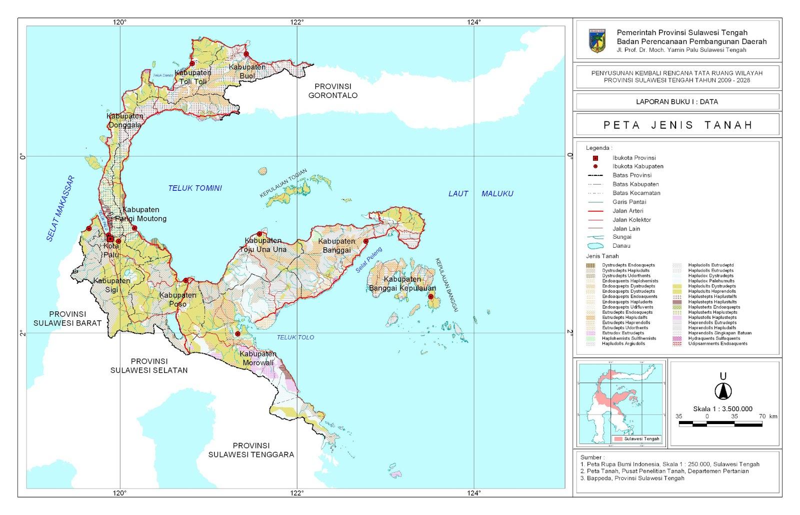 Makalah Tentang Evaluasi Lahan Icefilmsinfo Globolister Peta Jenis Tanah Sulawesi Catatan Kuliah Geografi