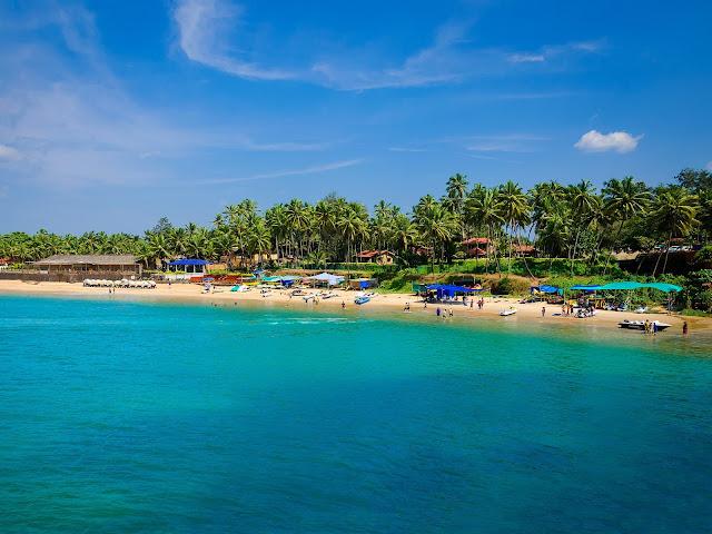 Goa travel images online