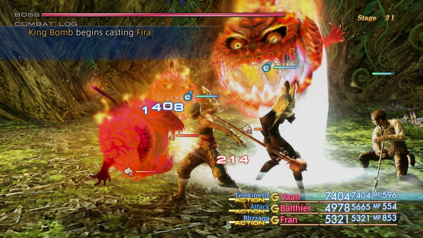 Final Fantasy XII The Zodiac Age PC ESPAÑOL (CPY) 1