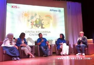 Asyiknya Bermain Cintai Keluarga Cintai Bumi Di Kidzania Jakarta