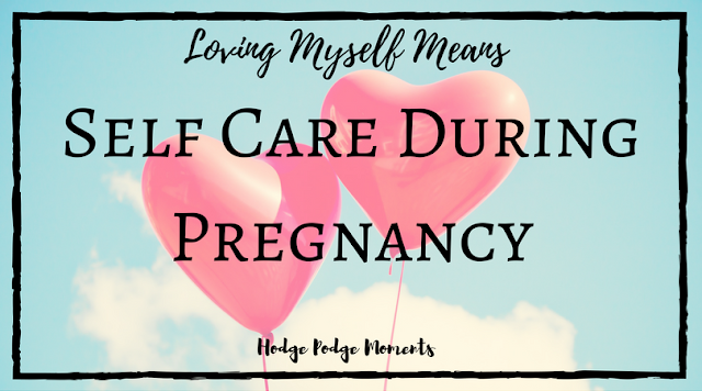 Self Care During Pregnancy