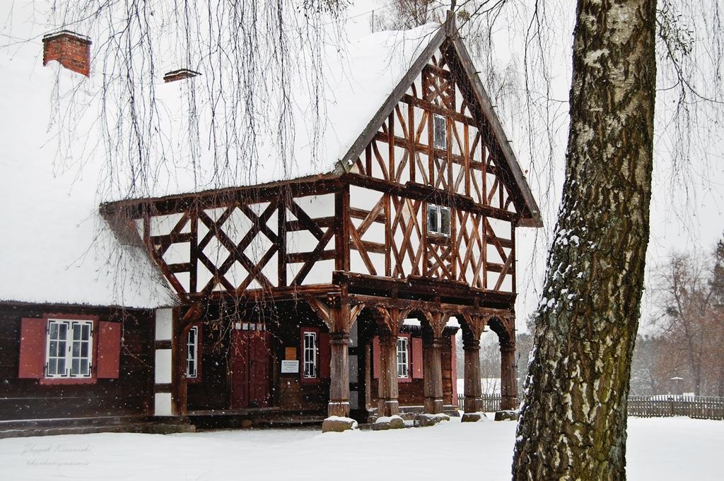 Warmia, Mazury, Powiśle i Mała Litwa | Skansen w Olsztynku