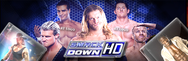 WWE Friday Night Smackdown [HDTV] Octubre 7/11 Latino