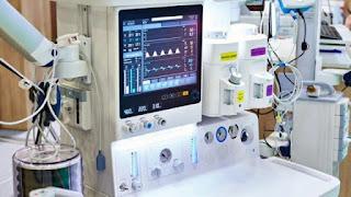وزير الصناعة التركي يعلن عن أول جهاز تنفس صناعي محلي الصنع