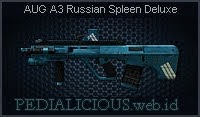 AUG A3 Russian Spleen Deluxe