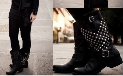 Must have    Biker Boots  eb0fe970c9a