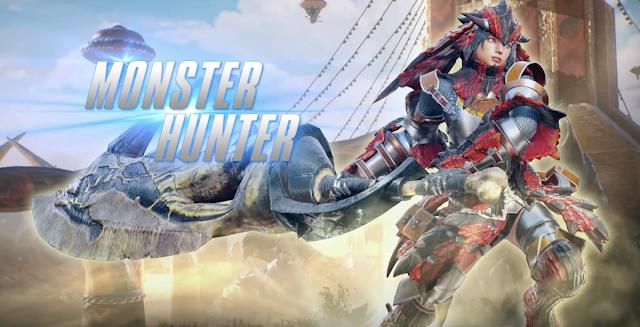 La cazadora de Monster Hunter se luce en vídeo para Marvel vs Capcom: Infinite