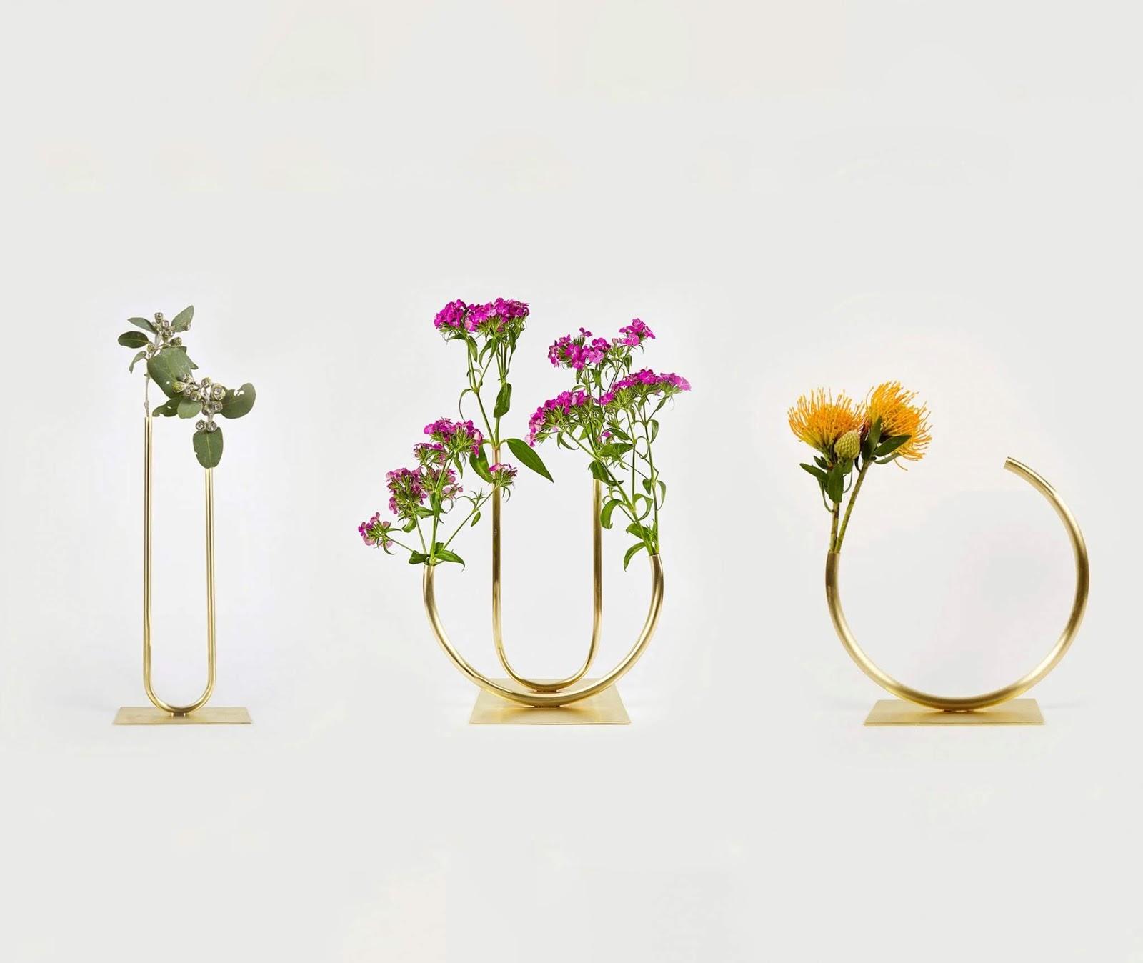 Riconcepire il modo di esporre i fiori