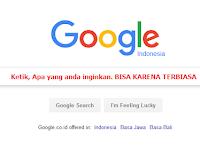 Meningkatkan Kemampuan Menggunakan Search Engine