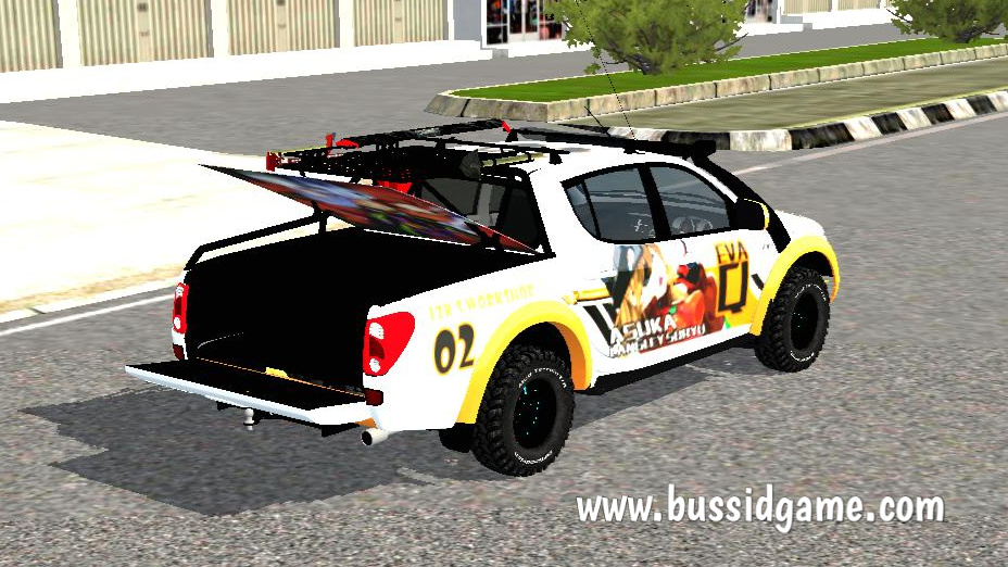 44 Koleksi Mod Bussid Mobil Mitsubishi HD Terbaik