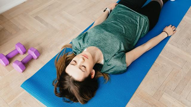 Gentle Yoga Poses for Better Sleep