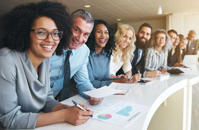 business benefits encourage workplace diversity