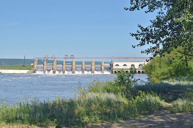 Дубоссарская ГЭС
