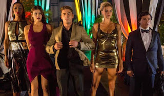 review film baywatch