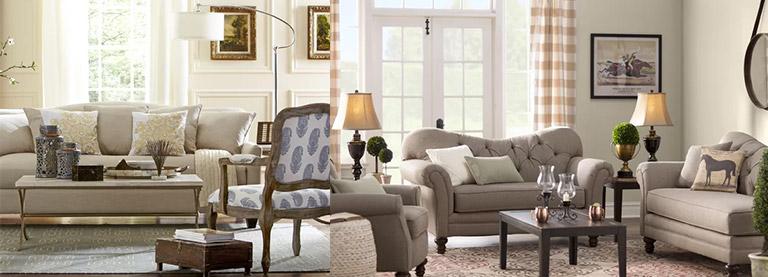 Farmhouse Living Room Furniture Sets & Rustic Furniture Sets
