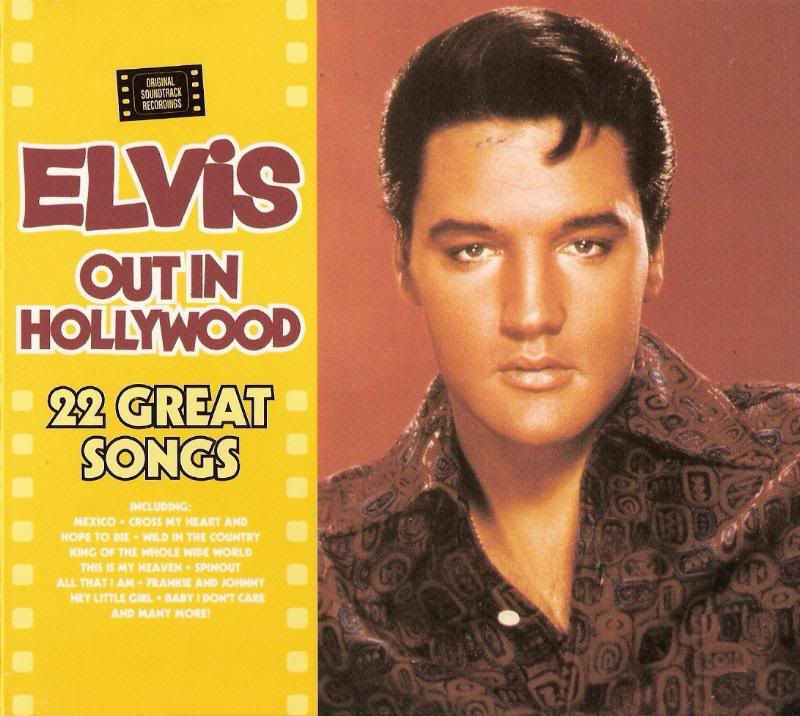 ELVIS FTD CD`s: Out in Hollywood (Flac & MP3) FTD