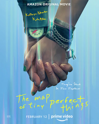 Poster for The Map of Tiny Perfect Things