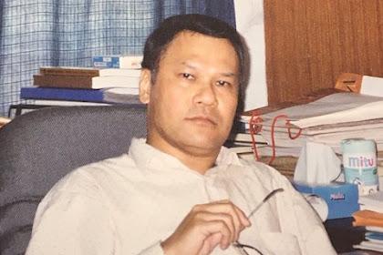 Ronnie H. Rusli Siap Dampingi Rizal Ramli Debat Lawan Luhut Cs