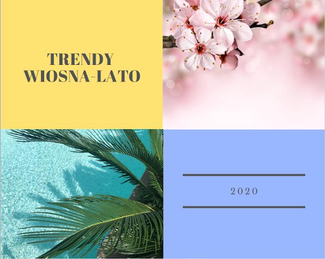 Trendy w modzie na sezon wiosna-lato 2020