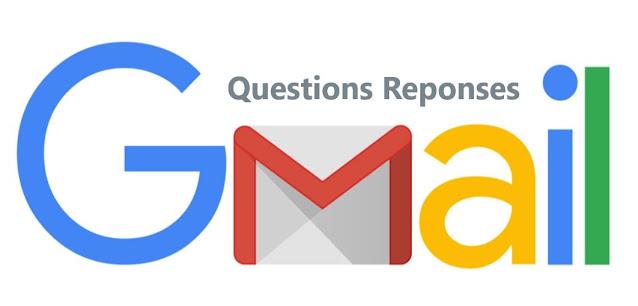 Questions Gmail qui expliquent mieux le service