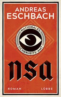 """""""NSA - Nationales Sicherheits-Amt"""" von Andreas Eschbach"""