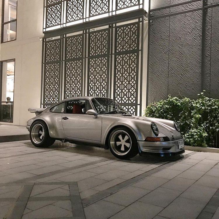 0 Porsche 964 Sinatra