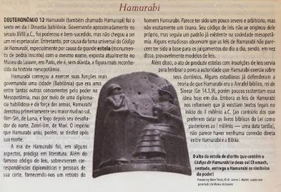 biblia arqueológica danilo moraes