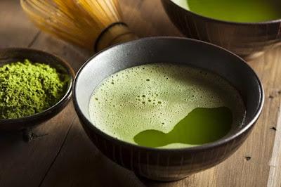 Toniques et masques au thé vert