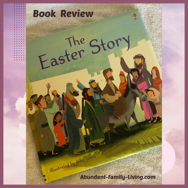 The Easter Story (Retold by Russell Punter)
