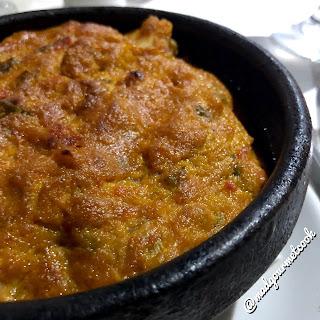 Cazuela, Ecuadorian Dish with Seafood