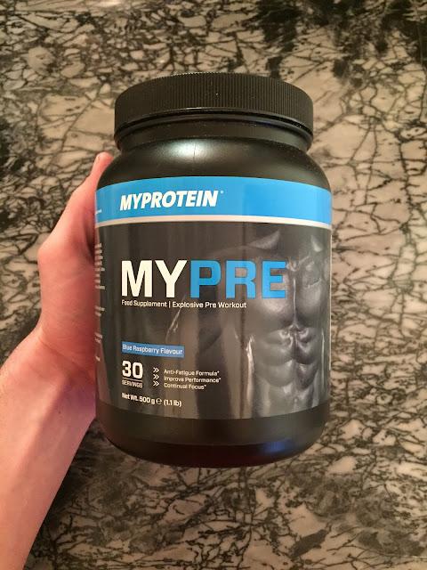 myprotein mypre