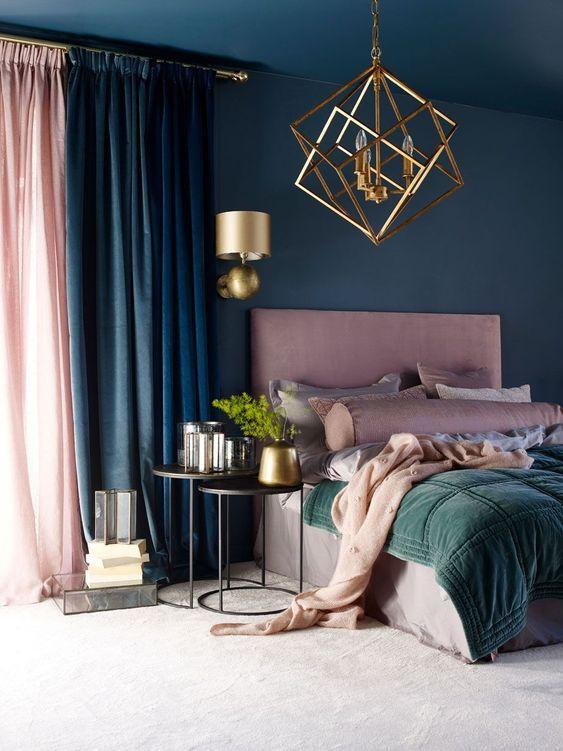 10 colores para el dormitorio, según los preceptos del Feng Shui 4