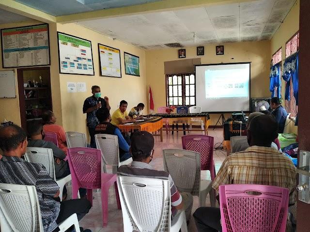 Pemerintah Desa Podenura Kecamatan Nangaroro Kabupaten Nagekeo Sambut Baik Program Perikanan dan Kelautan