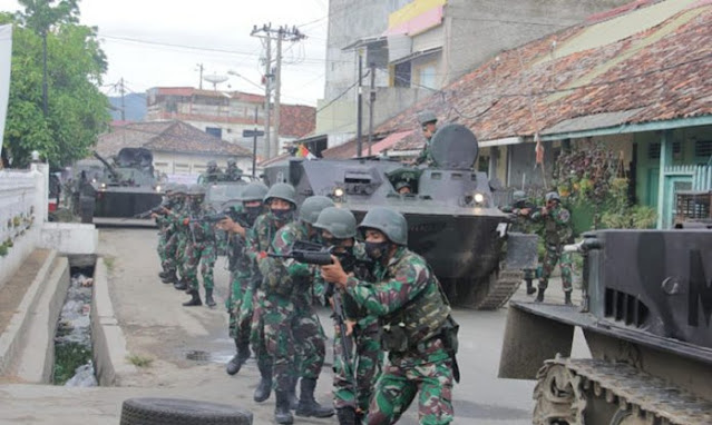 Dankormar Instruksikan Marinir Gelar Latihan Perang Kota, Ada Apa?