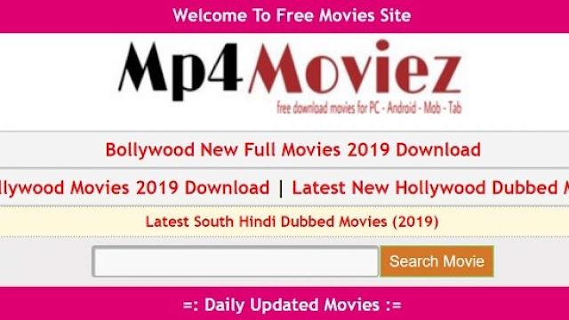Mp4Moviez: 300 Mb Movie Download And New Domain Url Link