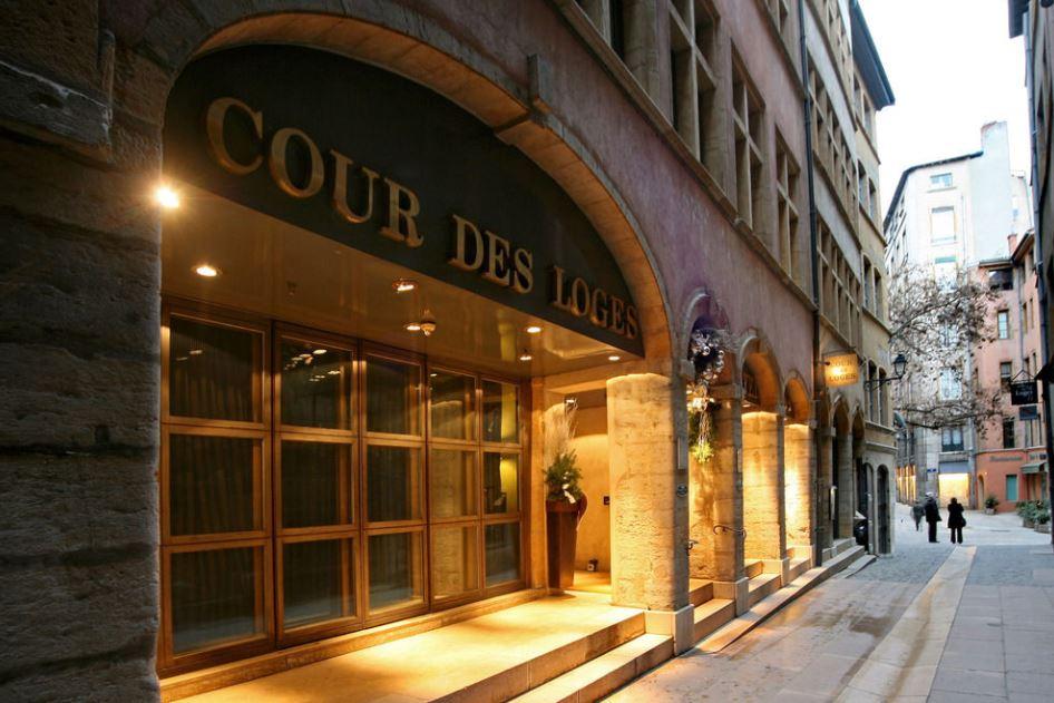 La Cour des Loges - Vieux Lyon