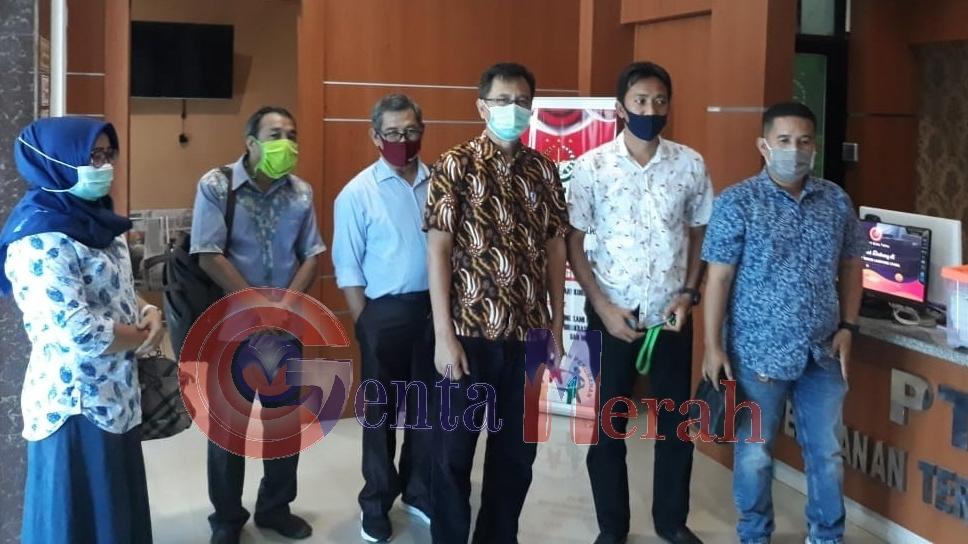 Korupsi Dana BOK, Alasan Kesehatan Ka-Puskesmas Abung Barat Tahanan Kota