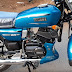 Yamaha RX 100 Blue shade  modified Edition | video