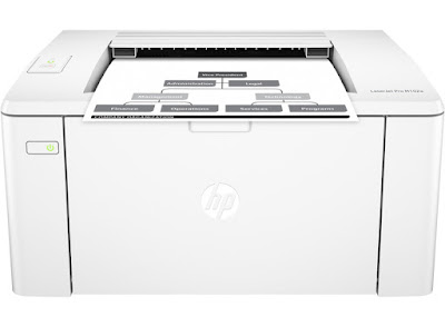 HP LaserJet Pro M102a Driver Download