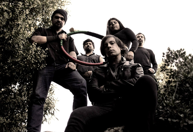 Grimtotem, Female Fronted Pagan Metal Band from Chile, Grimtotem Female Fronted Pagan Metal Band from Chile