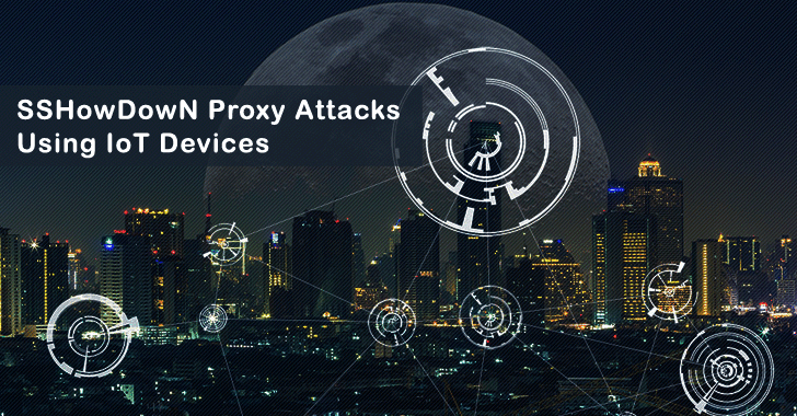 sshowdown-Proxy-iot