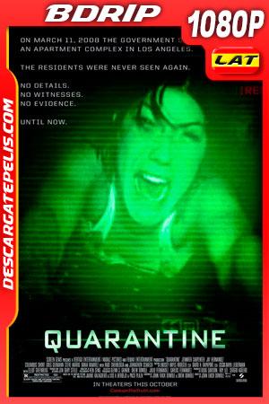 Cuarentena (2008) 1080p BDrip Latino – Ingles