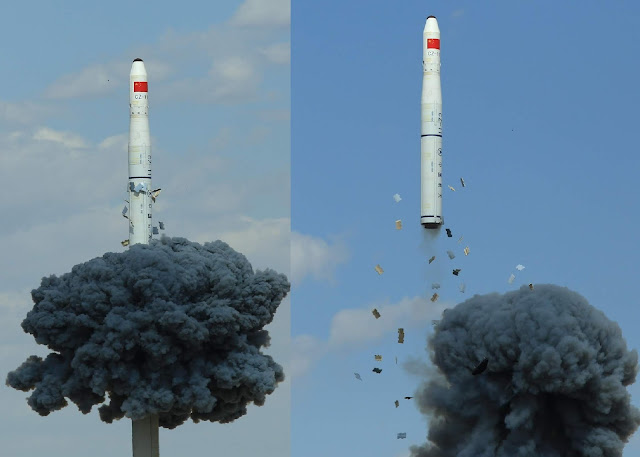 Chinese quick-reaction orbital launch vehicles