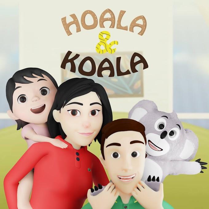 Hoala dan Koala Lagu Anak Masa Kini untuk Pribadi Anak Lebih Berkarakter