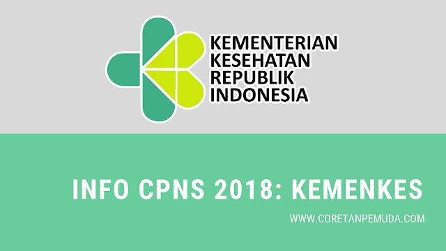 Pengumuman Hasil Tes SKD Kemenkes CPNS 2018 - Kementerian Kesehatan