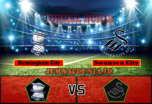 Prediksi Birmingham City  Vs Swansea City, Sabtu 03 April 2021 Pukul 02.00 WIB