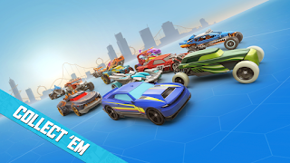 Hot Wheels Race Off MOD v1.0.4606 Apk (Unlimited Money) Terbaru 2016 3