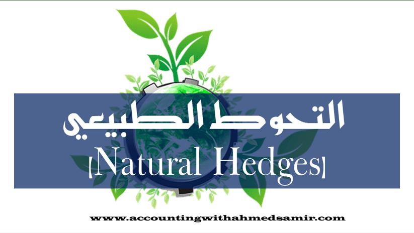 Natural Hedges