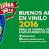 Buenos Aires en Vinilo - Edición Extra 2016
